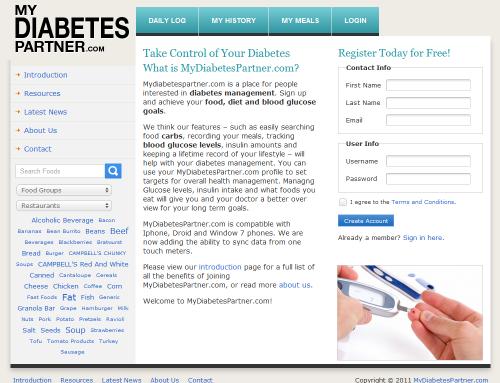 MyDiabetesPartner.com