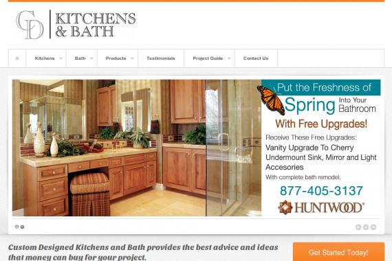 custom designed kitchen bath 7 - Kitchen Bath Remodel